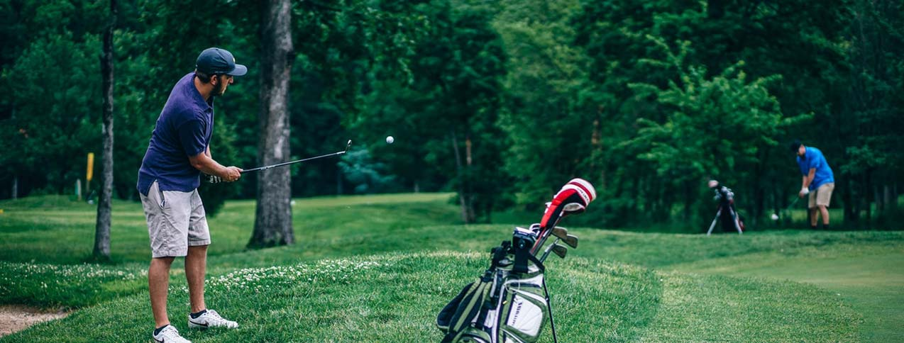 Yes, Golfers Are Athletes, Too
