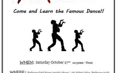 'Thriller' Dance Class