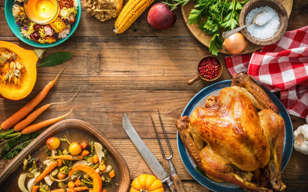 Strut Your Stuffing – It's Thanksgiving Day